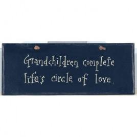 1017CP - Grandchildren Complete life's circle of love