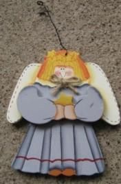 1030 - Angel Christmas Ornament