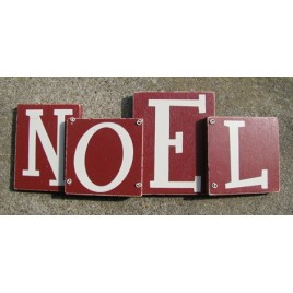 1159124 - Chunky Noel Sign