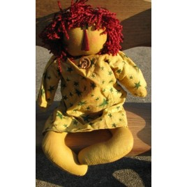 17034YS - Prim Rag Doll