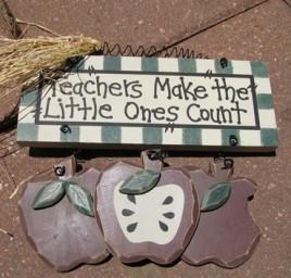 2054TC -Teachers Make the Little Ones Count