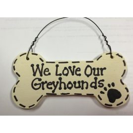 292083 I Love my Greyhound or We Love Our Greyhound