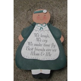 323DG-Mom and Me Doll