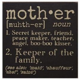 Primitive Mother  Word Definition Sign