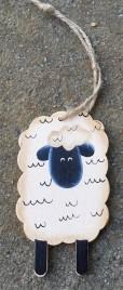 33098 Sheep Ornament