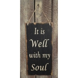 3541WS - It is Well with my Soul