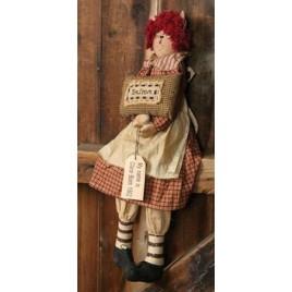 3D6052 Believe Darlin Clara Doll