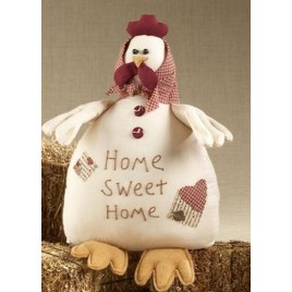Chicken Cloth 40758C - Chicken Door Stop
