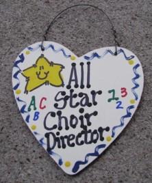 Choir Director Gifts 5041  All Star Choir Director