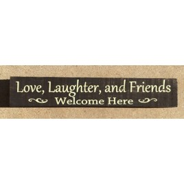 69014LLF - Love laughter Friends