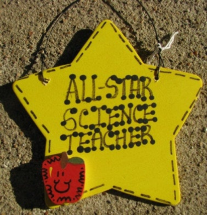 Science Teacher Gifts 7025 All Star Science Teacher