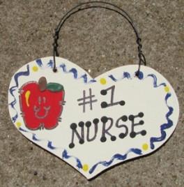 School Nurse Gifts Number One 811 Nurse