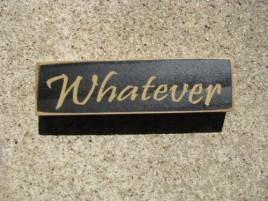 PBW936B - Whatever Wood Block