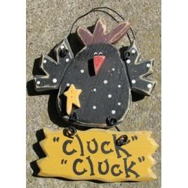 2004B - Black Chicken - Cluck Cluck
