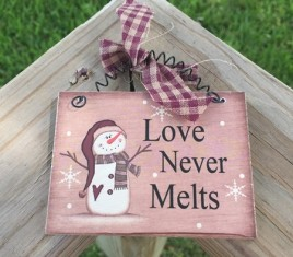 5780LNM - Love Never Melts