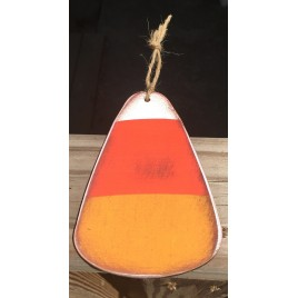 Fall-Decor - Candy Corn Ornie 5CC