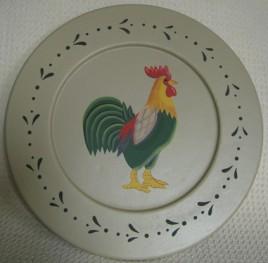 RPL10 - Chicken Wood Plate