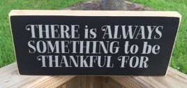 T2206 There is Always Something to be thankful for