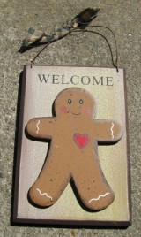 CWP-7 Gingerbread Welcome