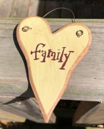 PBW911R - Family wood block