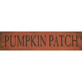 GBJ37 - Pumpkin Patch wood block
