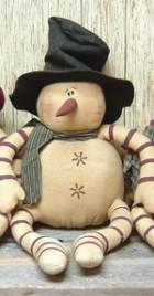GC11170TH - Top Hat Snowman