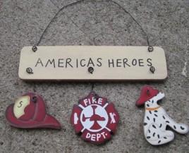 1173-Fireman American Heroes