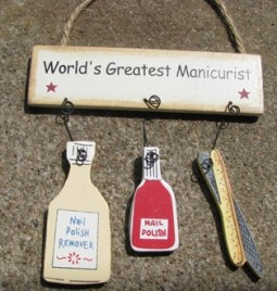 1800A -World's Greatest Manicurist